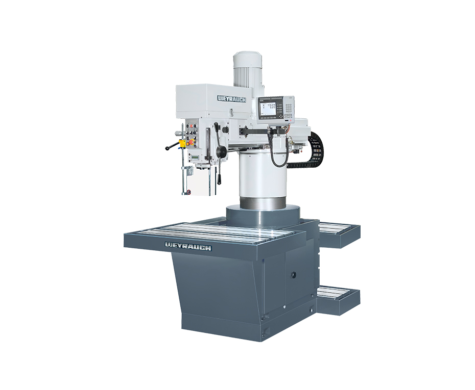 Products | Radial | Radial-Drilling-Machine SW 32/40 VE-SL